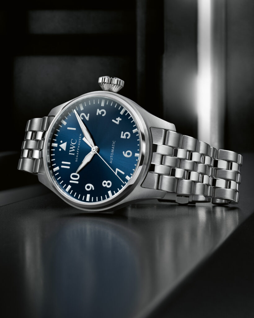 IWC Big Pilot's Watch 43 in stainless steel