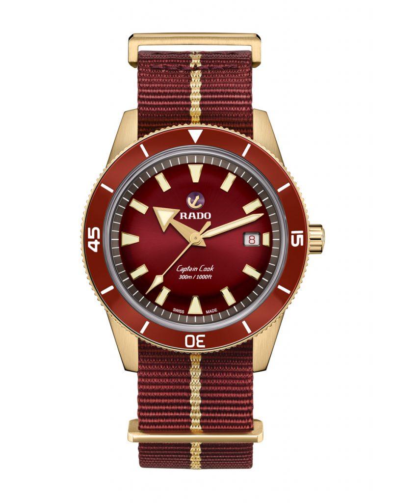 Rado Captain Cook R32504407
