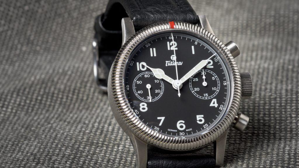 Tutima Classic Flieger 783 Chronograph
