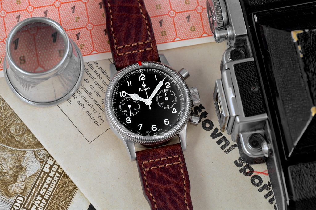 Tutima Flieger Friday Edition Front