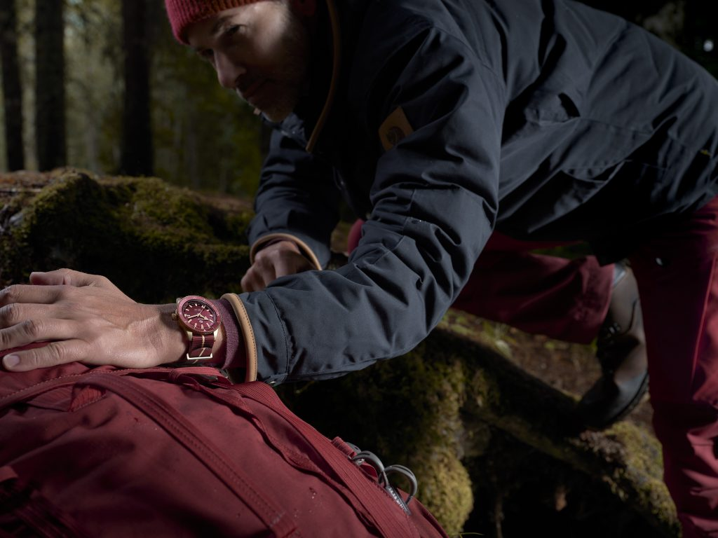 Rado Captain Cook Bronze R32504407 Forest