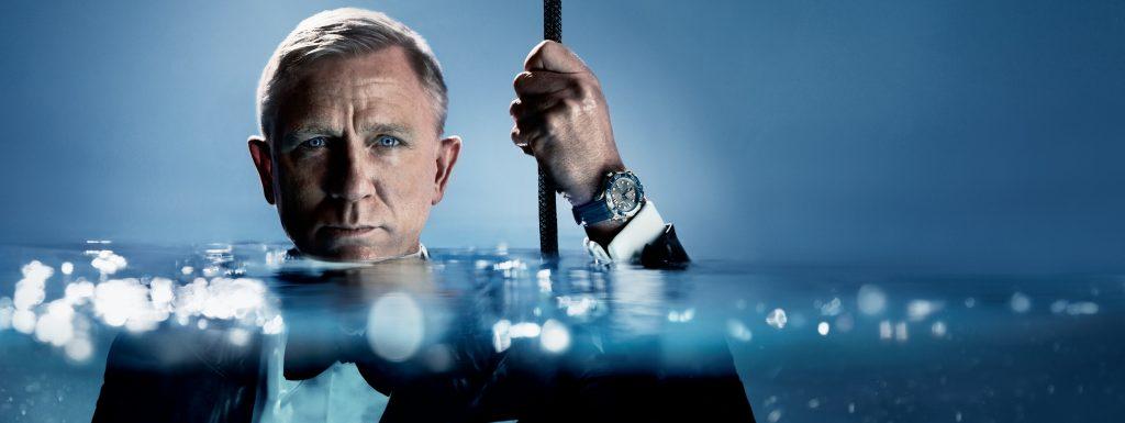 OMEGA Seamaster Diver 300M Daniel Craig James Bond 007