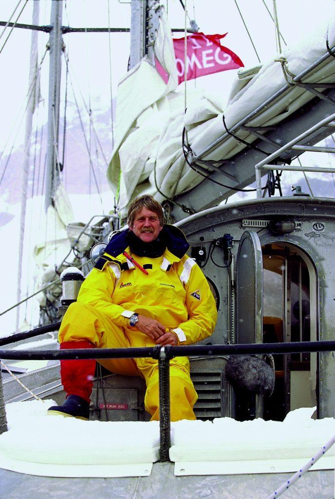 OMEGA Seamaster Diver 300M Sir Peter Blake 2000